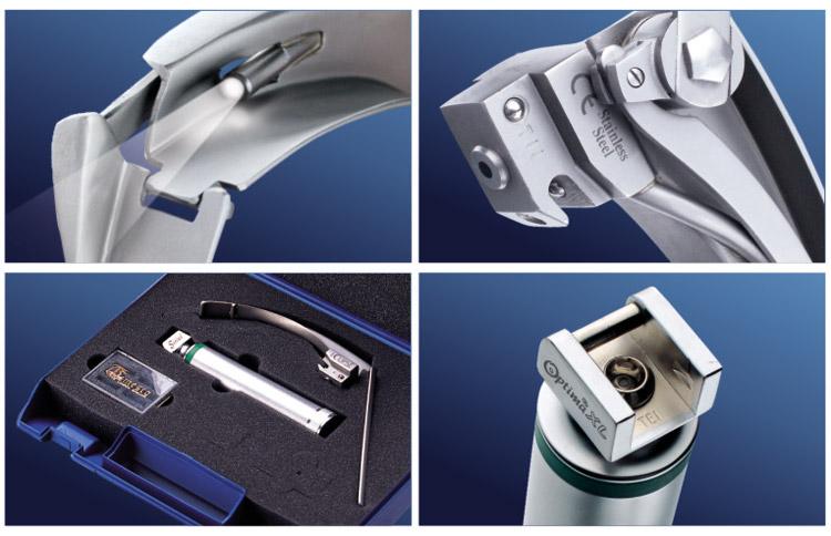 英国泰美科(Timesco)光纤难度喉镜